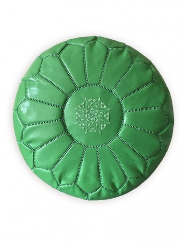 Pouf Marrakech Green