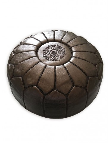 Pouf Marrakech Brown