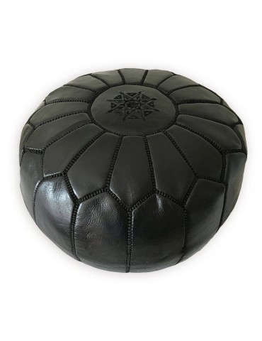 Pouf in real natural...
