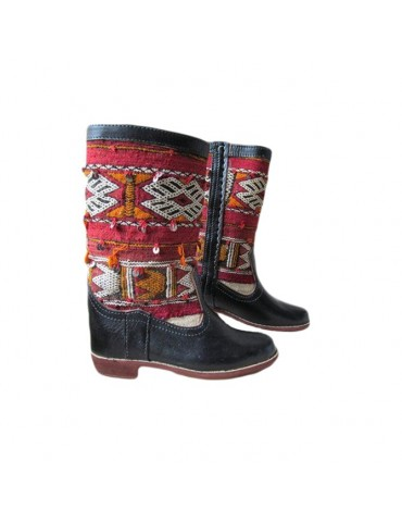 Women's boot in real...
