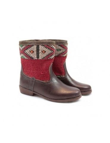 Handmade boot in natural...