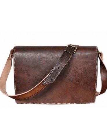 Genuine satchel in very...